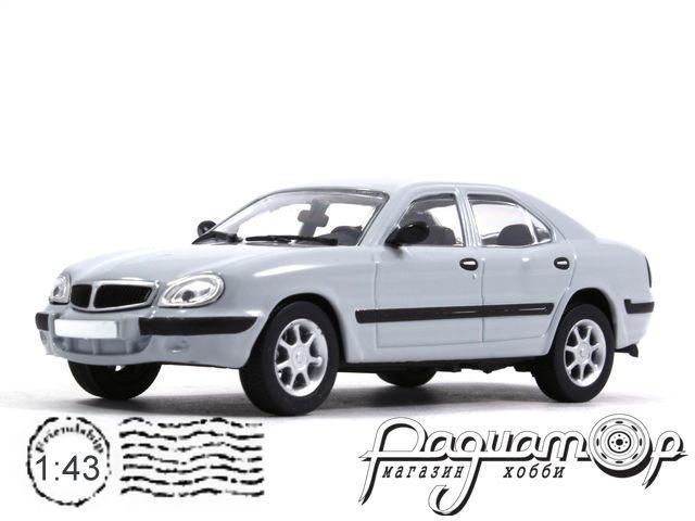 ГАЗ-3111 «Губернатор» (1998) 46183-S