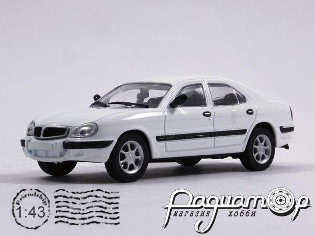 ГАЗ-3111 «Губернатор» (1998) 46183-W