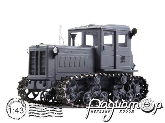 Первый дизельный трактор