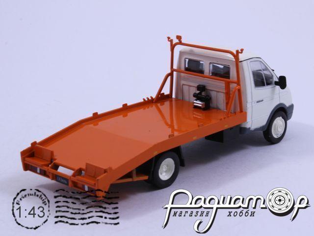 Автомобиль на службе №56, ГАЗ-3302 Эвакуация автомобилей (1994)
