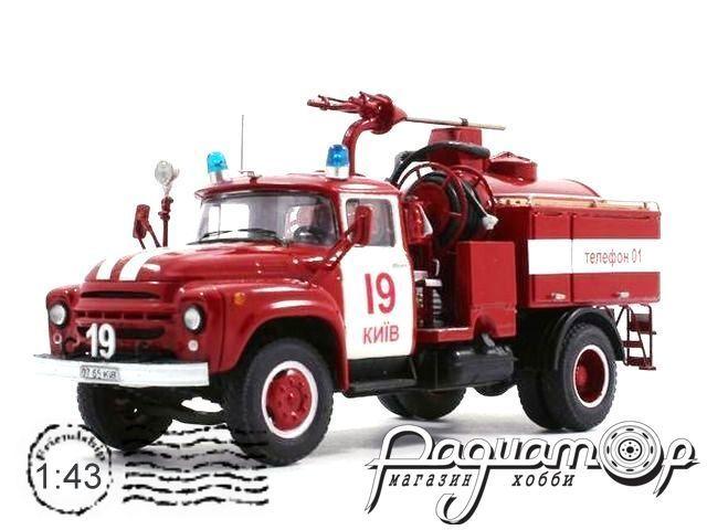 ЗиЛ-130 АП-2 пожарный (1974) 161225