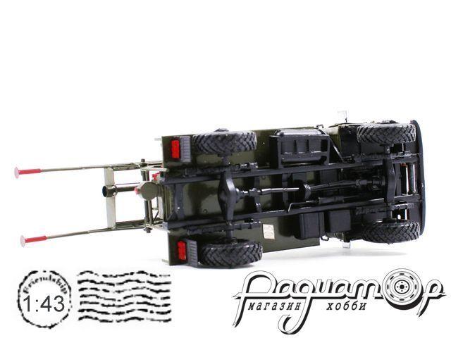 ГАЗ-66 УРБ-50 буровая (1964) 161232