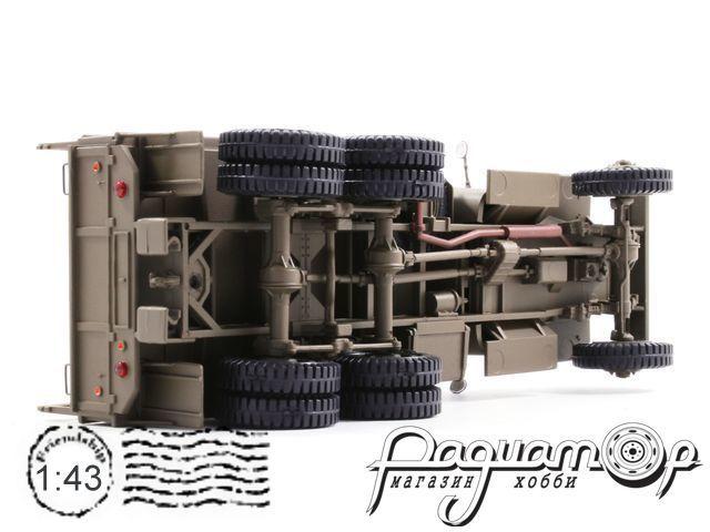 Studebaker US 6 бортовой (1941) MK196 (Z)
