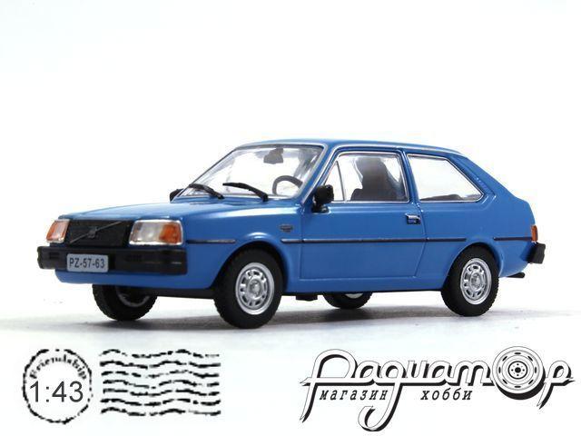 Retroautok №130, Volvo 343 (1976)