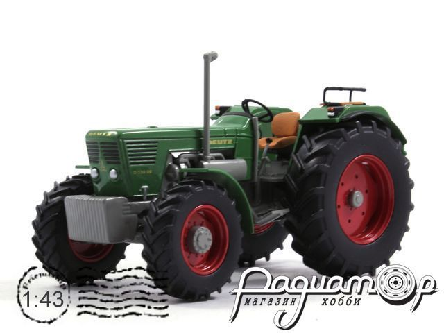 Трактор Deutz D 130 06 (1972) UH048