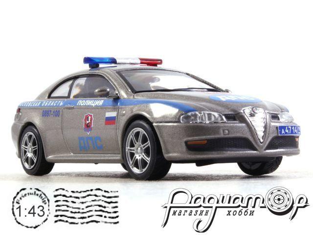 Alfa Romeo GT 3.2 V6 24V ДПС России (2004) 0456