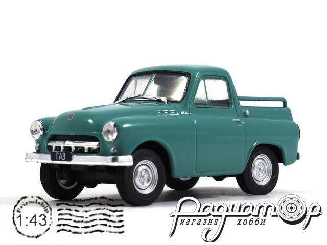 Автолегенды СССР №122, ГАЗ-М73 «Украинец» (1955)
