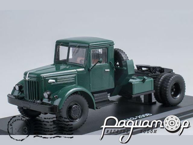 МАЗ-200В седельный тягач (1951) SSM1115