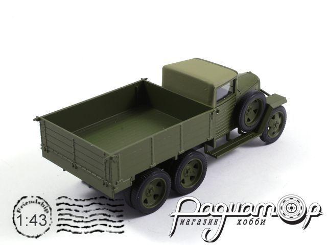 ГАЗ-ААА бортовой (1943) H282-M