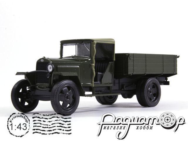 ГАЗ-ММ бортовой (1941) H281-G