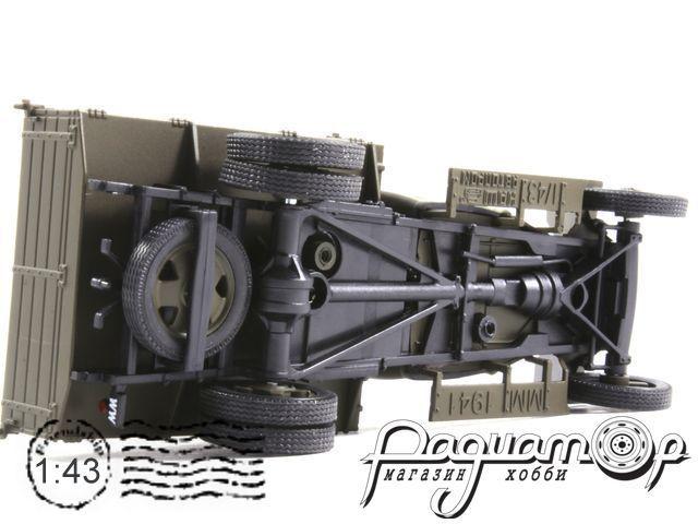 ГАЗ-ММ бортовой (1941) H281-M