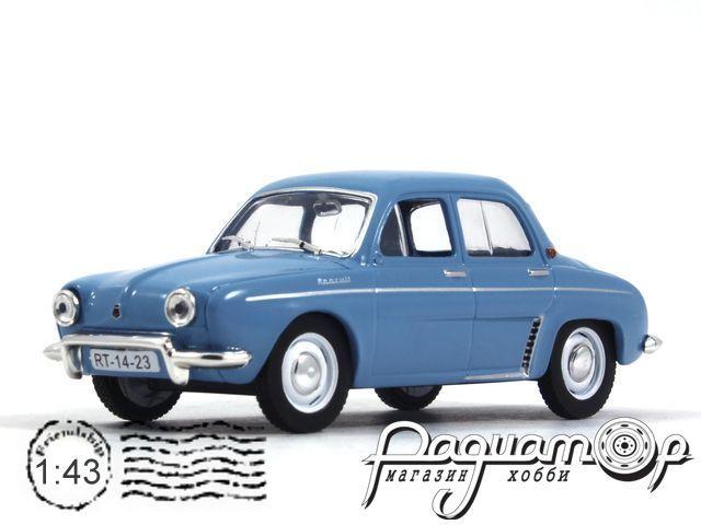 Retroautok №132, Renault Dauphine (1956)