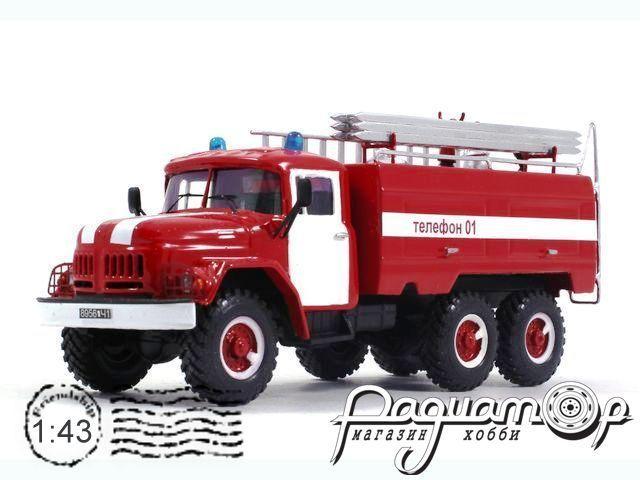 ЗиЛ-131 АЦ-3,0-40 пожарный (1966) 6-83