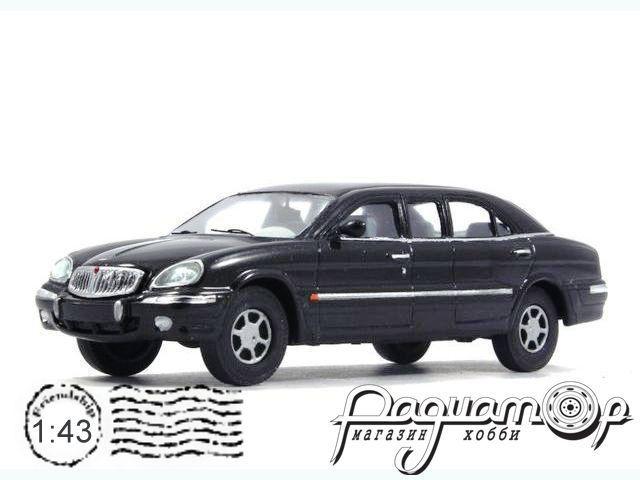 ГАЗ-3111 «Губернатор» длинобазный (1998) 16-5D
