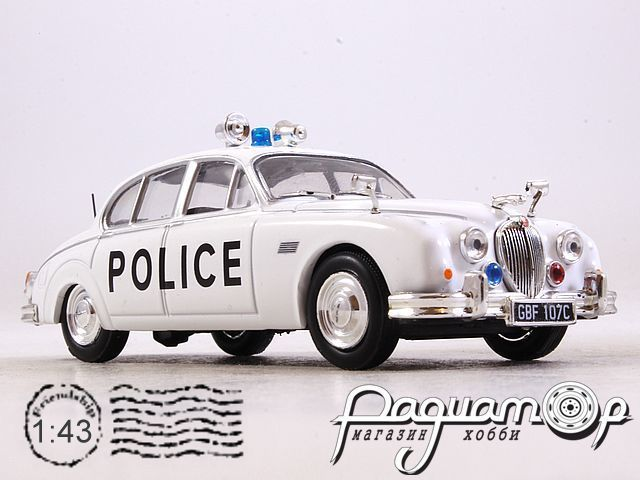 Jaguar Mark II Police (1959) (I) 0612