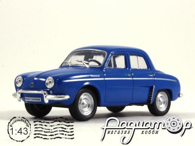 Masini de Legenda №70, Renault Dauphine (1956)