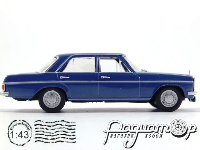Masini de Legenda №56, Mercedes-Benz W115 (1968)
