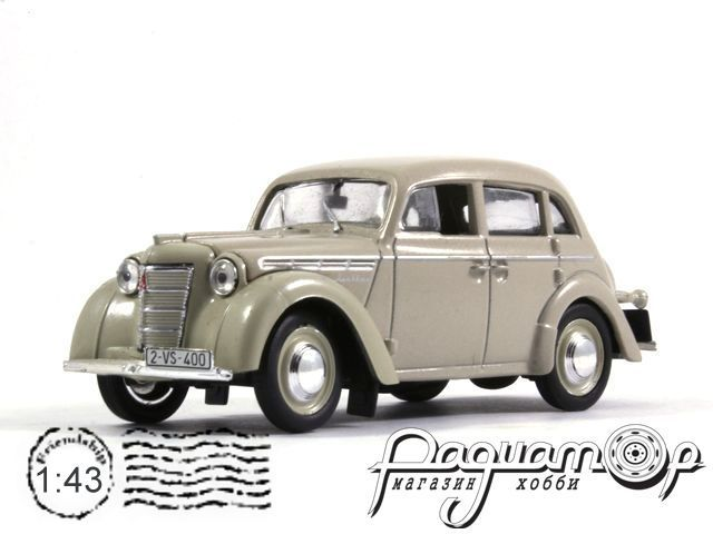 Masini de Legenda №43, Москвич-400 (1954)