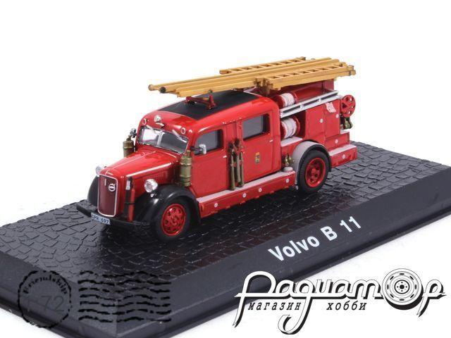 Volvo B11 пожарная (1965) 7147005 (V)