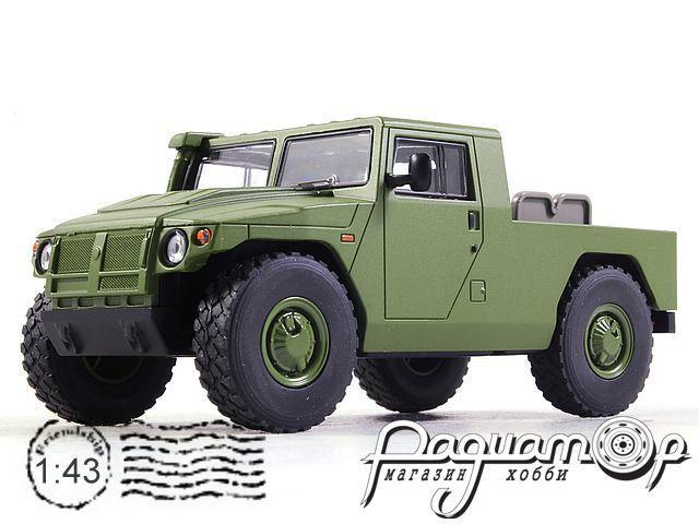 ГАЗ-233002 «Тигр» открытый (2005) SSM2002