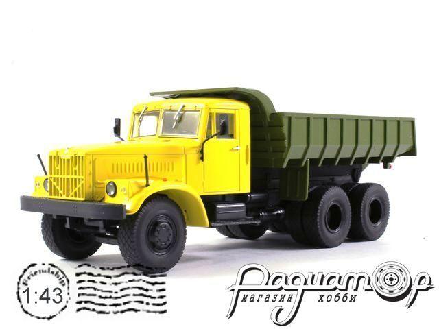 КрАЗ-256 Б1 самосвал (1965) 100213-Y