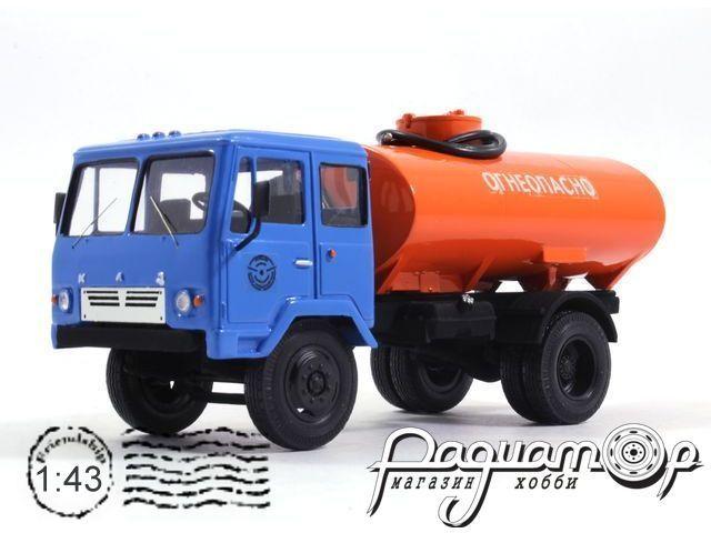 КАЗ-608 бензовоз (1972) 8-5A