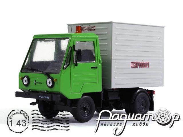 Автомобиль на службе №59, Multicar-25 Аварийно-техническая служба (1986)