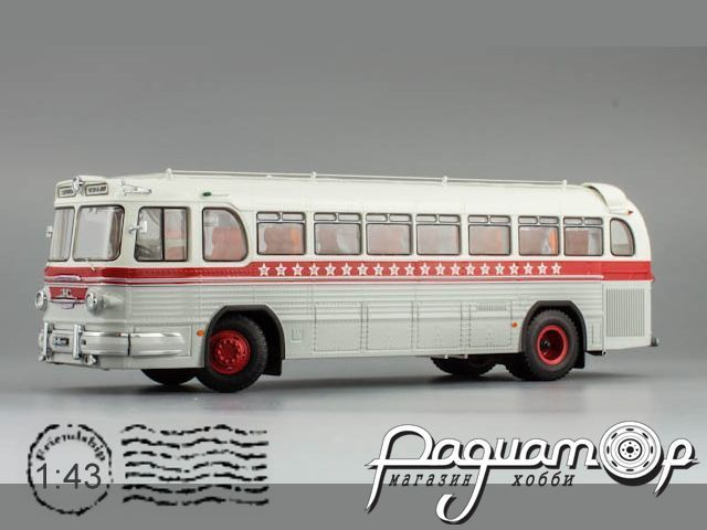 ЗИС-127 маршрут «Ставрополь - Ростов-на-Дону» (1955) 112705