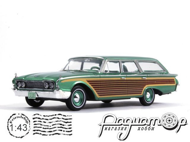 Ford Country Squire 1960 (Limited Edition) (1964) PR013