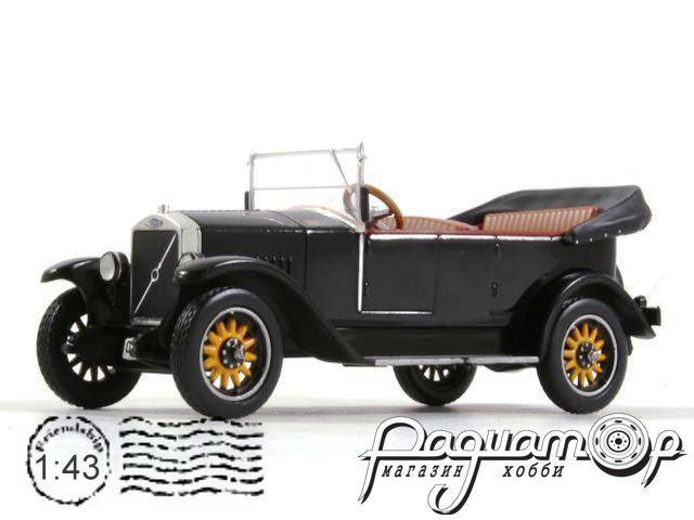 Volvo OV4 Jakob (1927) PRD291 (Z)