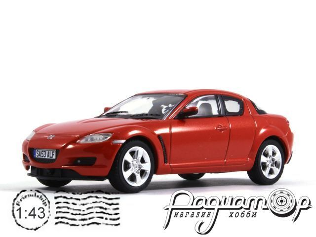 Mazda RX-8 (2003) PRD332