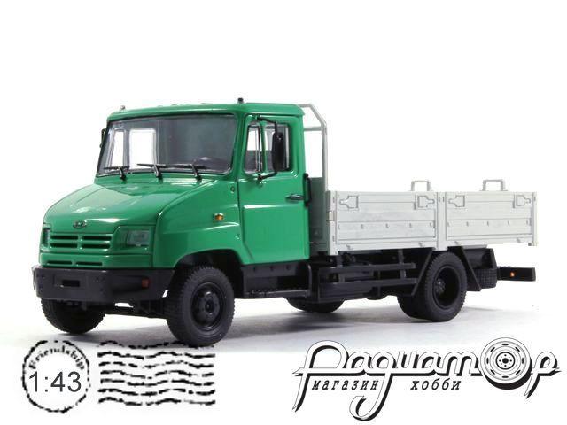 ЗИЛ-5301 «Бычок» (1996) 100220-G