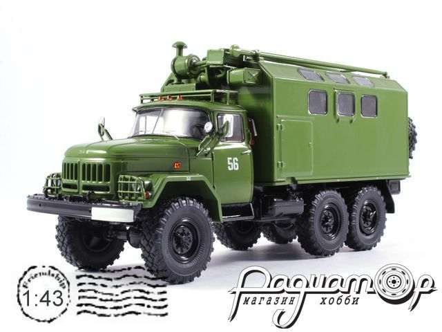 ЗИЛ-131 кунг МТО-АТМ (1966) SSM1039