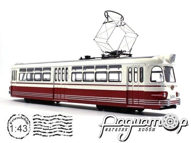 Трамвай ЛМ-57 (1957) 161222