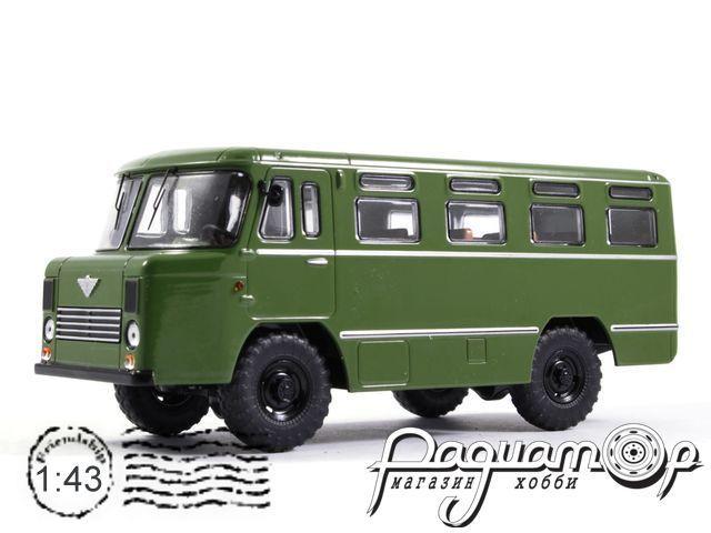 Армейский автобус АС-38 (1965) SSM4012