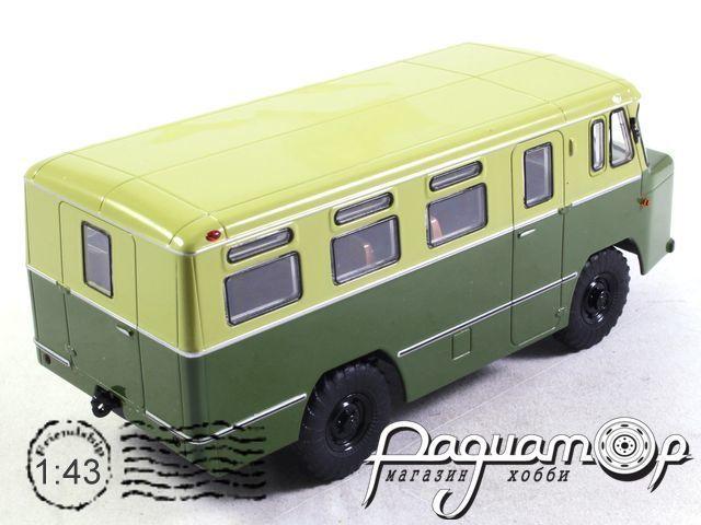 Армейский автобус АС-38 (1965) SSM4013