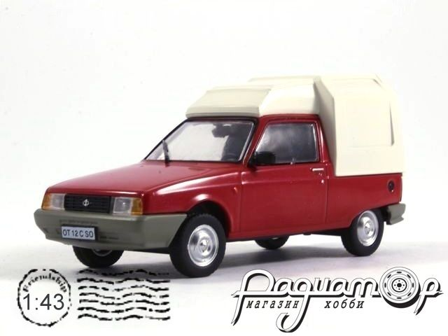 Masini de Legenda №72, Oltena 12CS PickUp (1993) (ML)