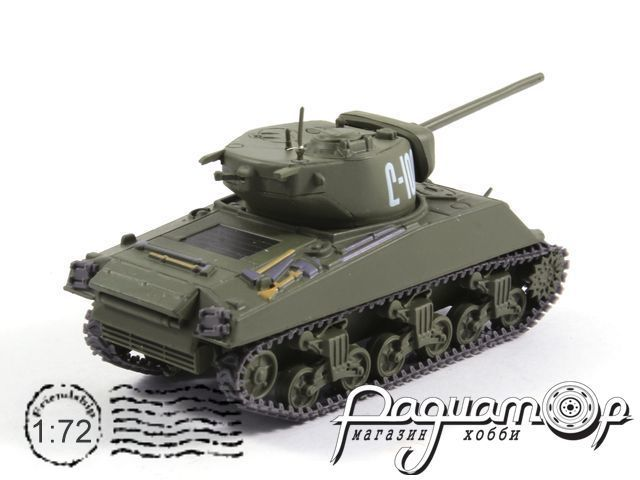 Русские танки №95, M4 «Шерман» (1940)