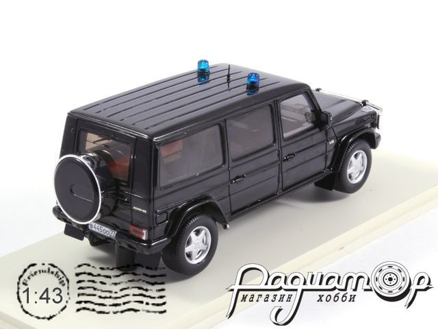 Mercedes-Benz G-Class XXL Ambulance version (1990) 246303