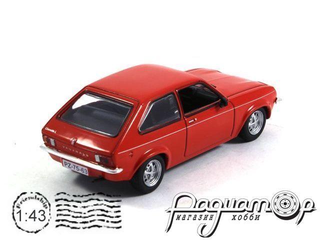 Retroautok №133, Vauxhall Chevette (Opel Kadett) (1975)
