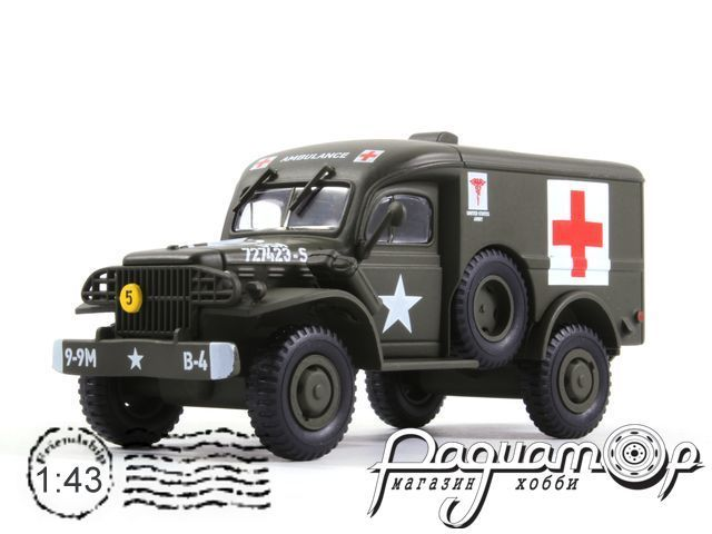 Dodge WC54 Military Ambulance (1942) 6690031