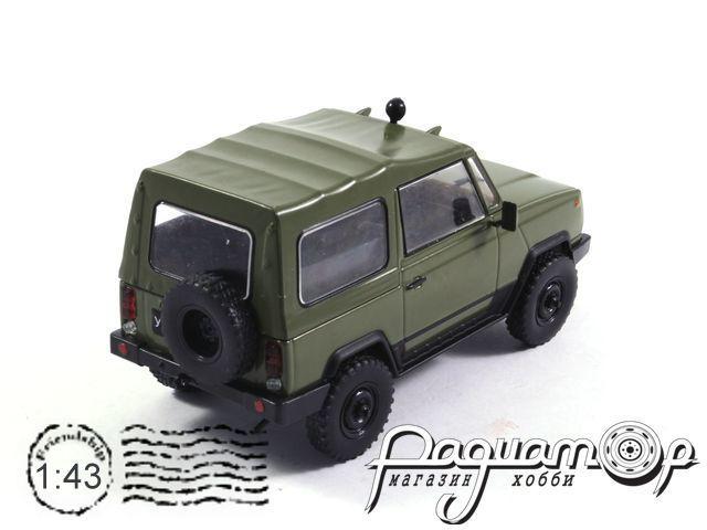 Автолегенды СССР №126, УАЗ-3171 (1990)