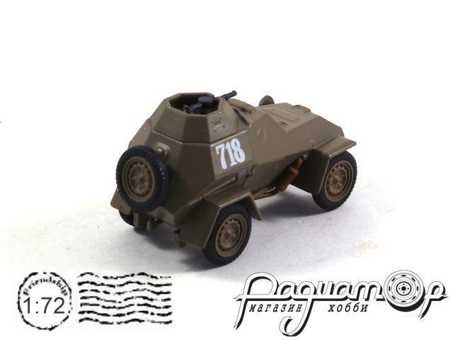 Русские танки №96, БА-64 (1942)