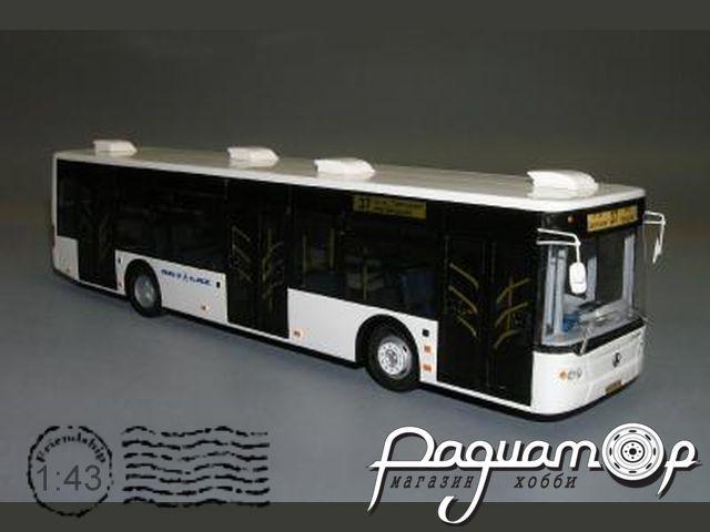 ЛАЗ-А183 низкопольный автобус (2007) V9-70.1