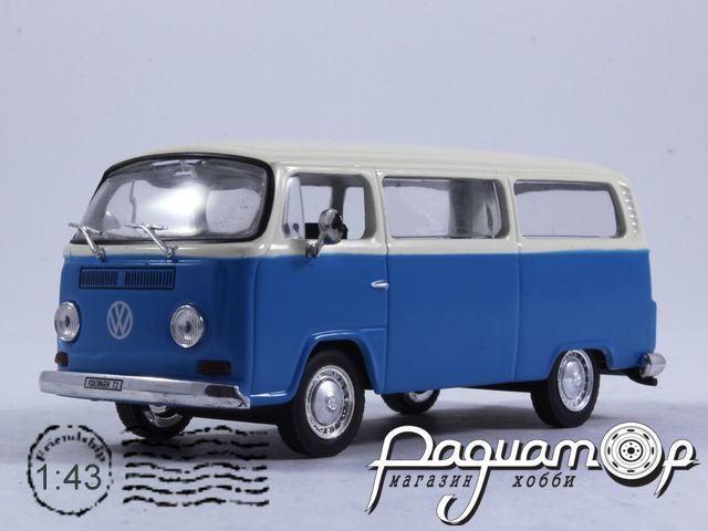 Masini de Legenda №75, Volkswagen T2 (1967) (ML)