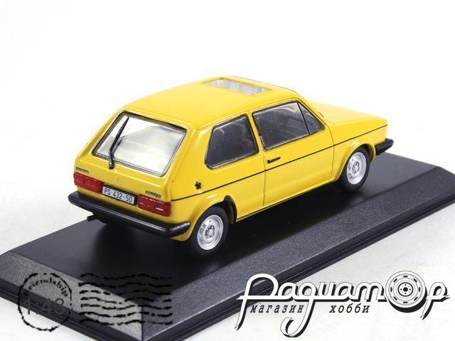 Masini de Legenda №51, Volkswagen Golf I (1974)