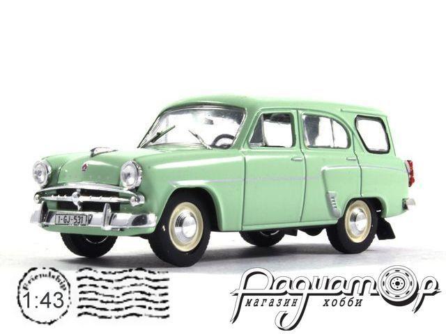 Masini de Legenda №48, Москвич-423Н (1958) (ML)