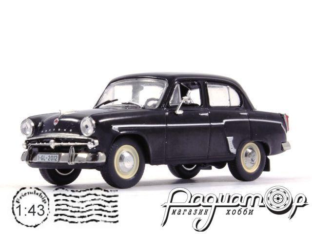 Masini de Legenda №19, Москвич-407 (1958)
