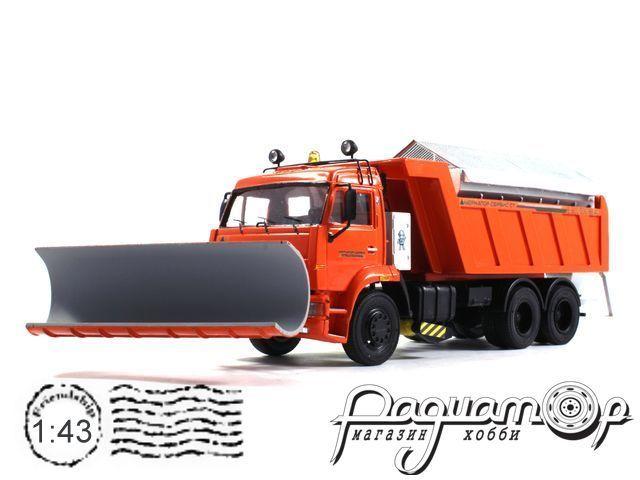 КамАЗ МДК самосвальный (2010) 161233