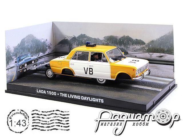 Lada 1500 (ВАЗ-2103) Police Car